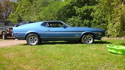 Ford Mustang Mach 1 Fastback 302 Never Seen Or Shown