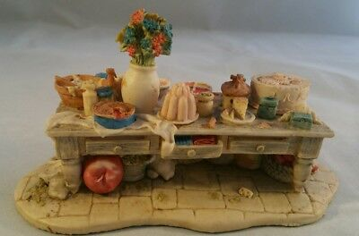 Border Fine Arts ~ Brambly Hedge ~ 'The Table' ~ BH7 a/f