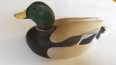 Royal Doulton Male Mallard 5312 Lem Ward Counterfeit Fine China Made in England