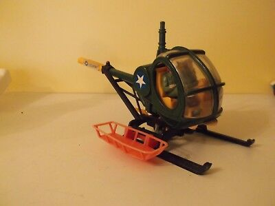 BRITAINS BELL 47G HELICOPTER, c1979