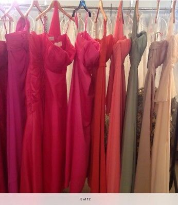 Bnwt Morilee 40 X Bridesmaid/prom Dresses. Job Lot!!!