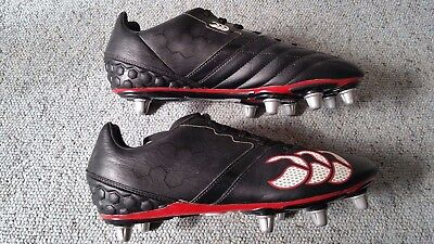 Canterbury Phoenix Club - 8 Stud Rugby Boots Size 11