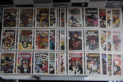 MARVEL FIRST ISSUE COVERS SERIES ii SET -COMIC IMAGES 1991