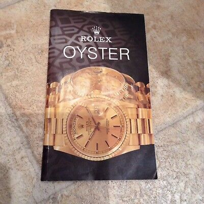 Rolex Oyster  Catalogue year 1990 Good Condition Features submariner 5513