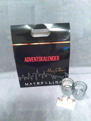 Maybelline New York Do-it-yourself-Adventskalender, Limitiert