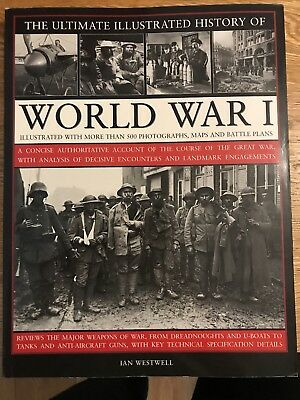 World War 1 Book