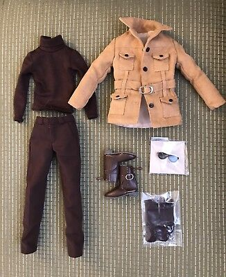 Nigel North Come Away With Me FASHION ONLY 2015 Integrity Toys Convention