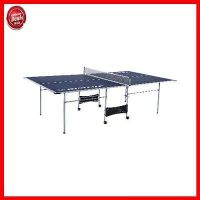 NEW Ping Pong Table Tennis Folding Official Size Game Set Indoor Outdoor  Sport