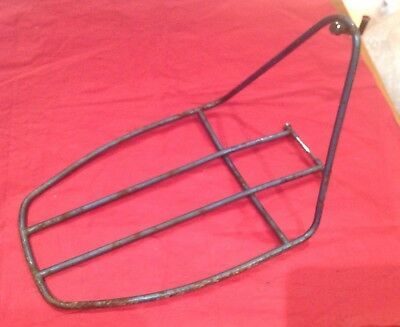 Moulton Bicycle Front Rack. Mark 1. Complete With Fixing Bolts.