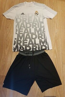 Maillot d'entrainement real madrid M