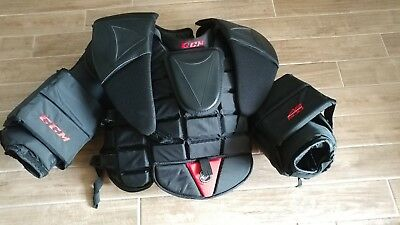 CCM AB 500 goalie Sr Chest small