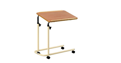 Patterson Medical Overbed Table on wheels