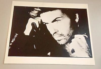 George Michael PROMO Only. VERY Rare ORIGINAL UK Press Photographs. Wham