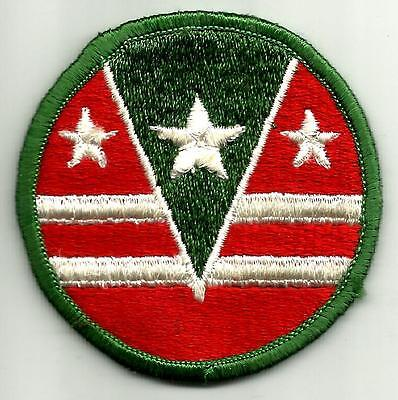 US Army 124th Reserve Command SSI Patch