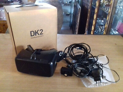 Oculus Rift Dk2 Kit De Developpement Casque De Realite Virtuelle Vr Complet