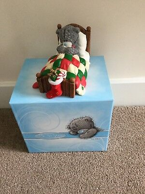 Me To You Figurine. SANTA'S BEEN. Brand New In Box