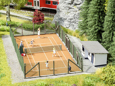 Noch Tennis Court 65615 HO Scale (suit OO also)