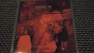"""formation records Influx uk ' ghost people ' dnb 12"""" viynl"""