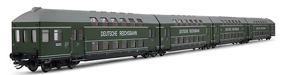 Arnold, 4 Piece Double Decker Train DB13, Dr, ep.iii, hn9500