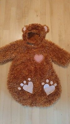 Teddy Bear halloween costume, Infant (fits up to 9 months)