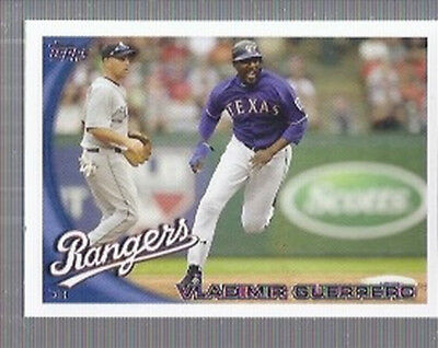 2010 Topps Update Baseball #1 - #249 Choose Your Cards