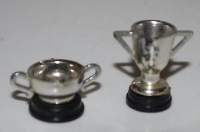 Vintage Scalextric - 2 X Trophy / Cups
