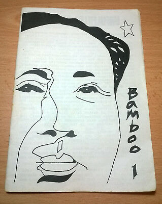 Japan / David Sylvian Bamboo Fanzine Issue 1