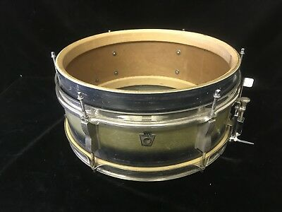 Vintage Wfl Snare Drum Rough Condition Misisng Drum Head