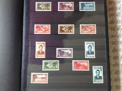 Stamps South Vietnam,,, Completed Collection From 1952 To 1975