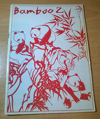 Japan / David Sylvian Bamboo Fanzine Issue 2