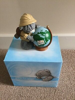 Me To You Figurine. Globe Trotter. Brand new in box