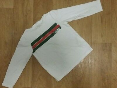 must see boys gucci top size age 4 years