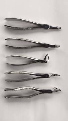 1pcs Dental Tooth Extracting Forceps No. 49/496L/233/97/65
