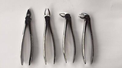 1 Pcs Dental Tooth Extracting Forceps No. MD1/ MD2/ MD3/ MD4