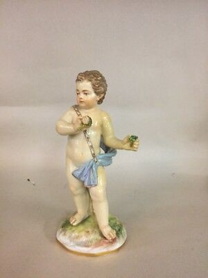 Antique Porcelain Figurine - Meissen - One of Four Seasons?