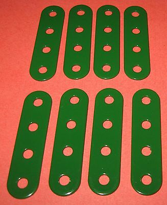 Meccano Compatible Metallus  Parts Strips 2""