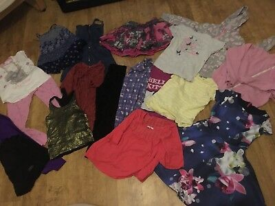 Bundle Of Girls Clothes 11-12 Years (16 Items)