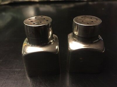Sterling Silver Tiffany & Company Salt & Pepper Shakers