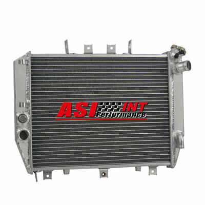 26mm Aluminum Radiator For KAWASAKI ZX12 ZX12R 2000 2001 00 INT