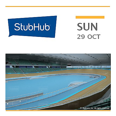 6 Day Racing Tickets - London