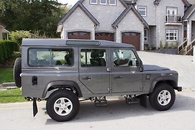 Land Rover: Defender Defender 110 LAND ROVER DEFENDER 110