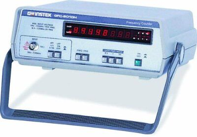 Frequency Counter  GFC 8010H 8 Digits LED Digital Display 10hz-120mhz