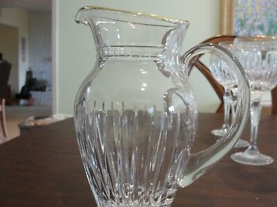 Waterford Handover Water Pitcher 8 3/4""