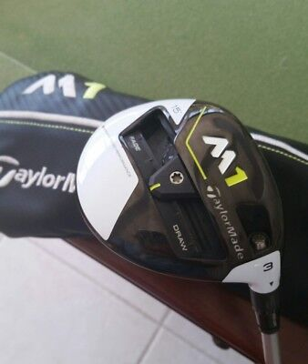 TaylorMade M1 17 Fairway Wood Tour Ad Shaft