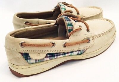 Sperry Top-Sider Boat Shoes Womens Size 6.5 9768128 Sperry Bluefish 2 Eye Shoes