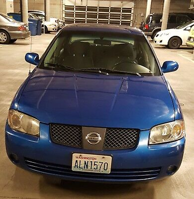 2006 Nissan Sentra S Well maintained 2006 Nissan Sentra 4 Dr SE w 6 Spkr for sale