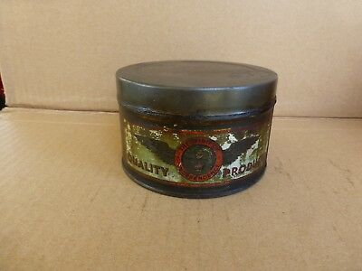 Rare Purr The Spirit Of Independence One Pound Grease Oil Tin