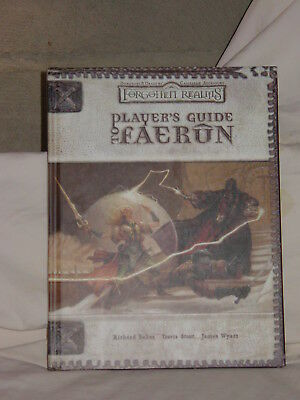 Dungeons & Dragons Forgotten Realms Player's Guide to Faerun HC 3rd 3.5 Edition