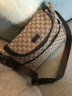 Gucci Baby Diaper / Nappy Changing Bag