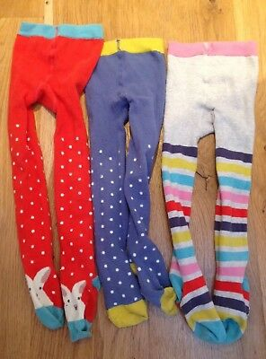 Baby Boden Patterned Tights Aged 2-3 Years Bundle